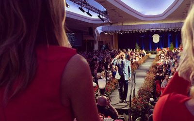 LEE PERFORMS AT 107TH ANNUAL FIRST LADY'S LUNCHEON HONORING MRS. MELANIA TRUMP AND CELEBRATING INDIANA'S HOOSIER HEARTLAND IN WASHINGTON, D.C.