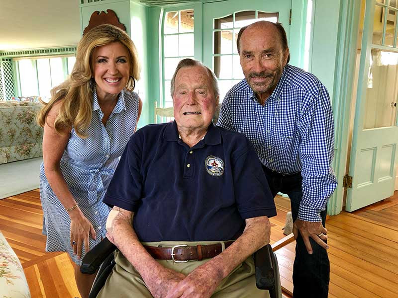 Lee Greenwood Remembers President George H.W. Bush