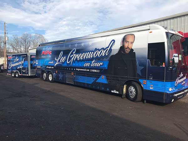 Lee Greenwood And ABC Supply Company Continue Tour Sponsorship Into 2020