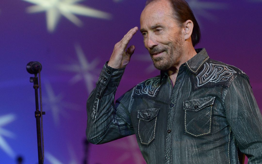 Lee Greenwood's 'God Bless the USA' Just Topped This Chart For the First Time