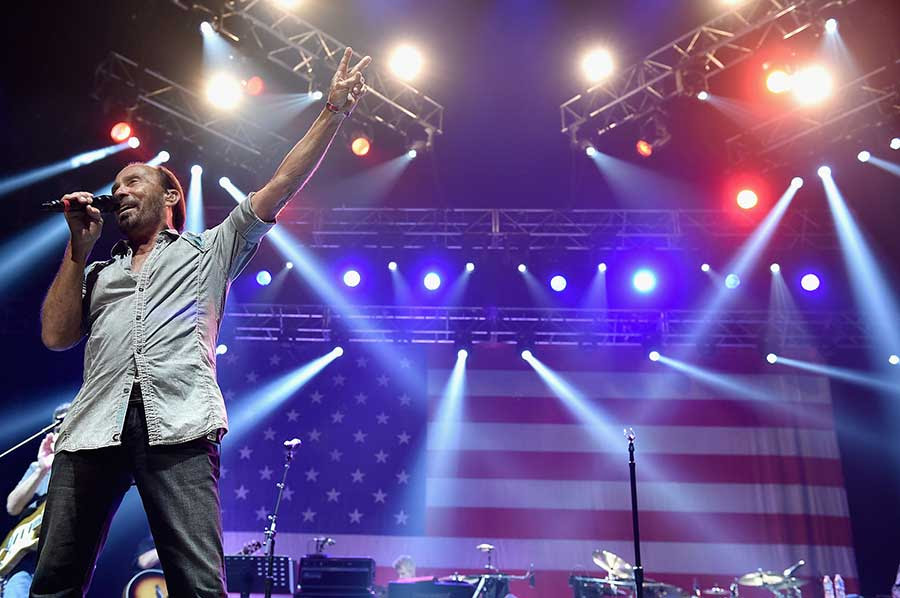 "Lee Greenwood's American Anthem ""God Bless the U.S.A."" Tops Billboard Digital Song Sales Chart"