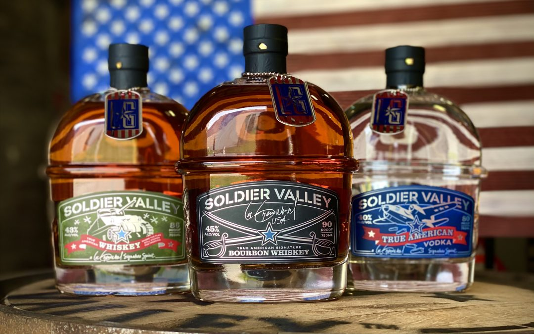 Lee Greenwood And Soldier Valley Spirits Add Vodka And Whiskey To Lee Greenwood Signature Spirits Line Of Products