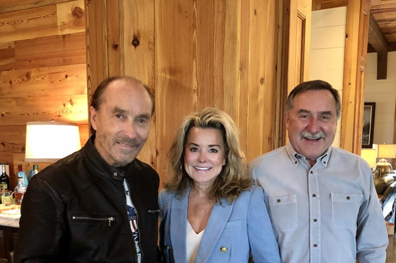 LEE GREENWOOD AND BRELAND HOMES PARTNER WITH HELPING A HERO TO BUILD HOME FOR SPECIAL VETERAN IN HUNTSVILLE, ALABAMA
